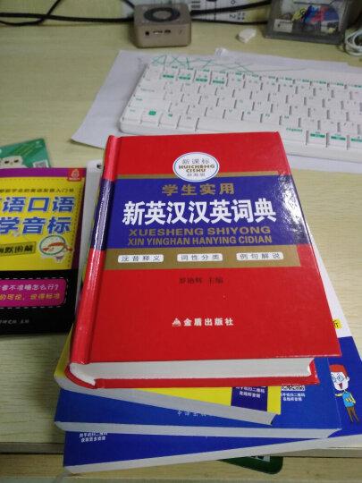 正版新课标学生实用新英汉汉英词典 辞海版 中英文英语双语小字典英文辞典小学生中学初中高中 晒单图