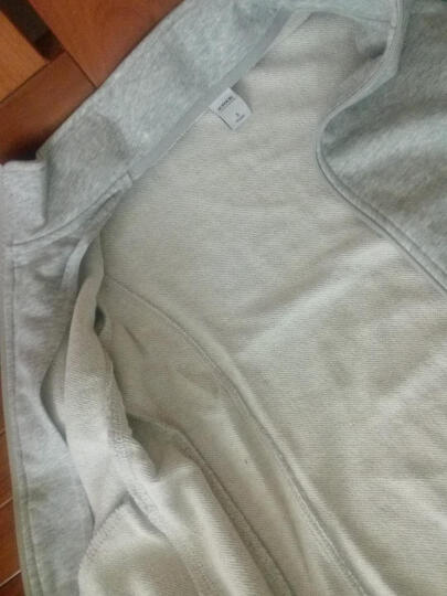 鸿星尔克运动套装女时尚针织翻领开衫休闲卫衣百搭修身女长袖外套休闲舒适女运动针织 洋红(长裤) 2XL 晒单图