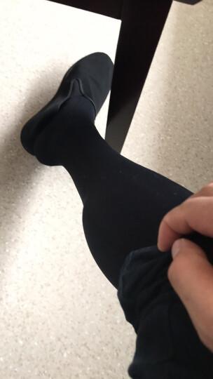 迈迪medi德国进口防曲张袜弹力压力袜护腿袜久坐久站二级压力男士专用款 二级压力黑色 V 晒单图