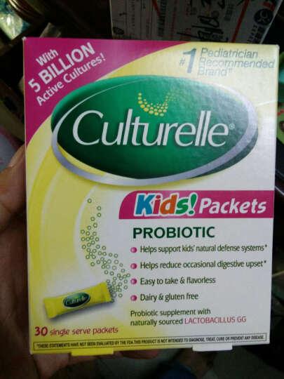 美国康萃乐Culturelle婴幼儿童LGG益生菌粉调理肠胃湿疹30袋 2盒装 晒单图