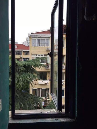 上海维盾断桥铝合金门窗封阳台露台工厂直销隔断隔音铝包木平开平移推拉重型移门窗户封阳光房 尾款专拍 晒单图