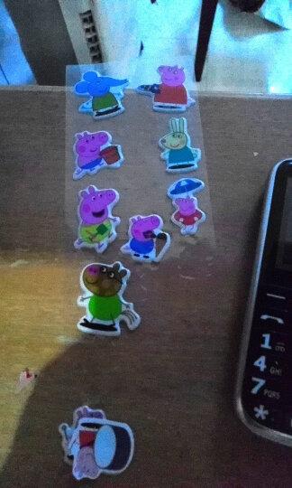 小猪佩奇 毛绒玩具公仔猪年吉祥物 啥是佩奇 女孩男孩生日娃娃书包挂件 佩琪乔治布娃娃 儿童动漫玩具 晒单图