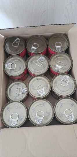 泰国进口Mio9猫罐头宠物猫粮猫湿粮金枪鱼+贻贝85g*24罐整箱装 晒单图