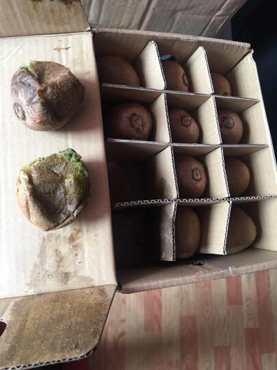 天霖 江山徐香猕猴桃 12枚 奇异果 单果约100g 晒单图