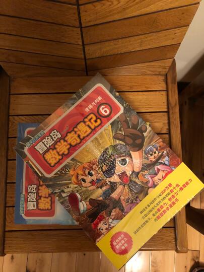 双螺旋童书:冒险岛数学奇遇记1-5 晒单图