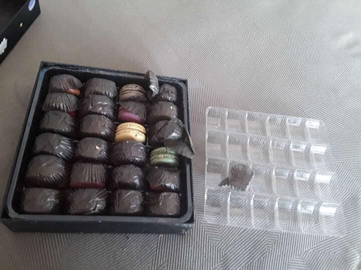 法式马卡龙甜点心饼干24枚礼盒蛋糕西式糕点礼盒生日礼物糖果巧克力网红抖音零食送女朋友万圣节下午茶自营 12枚促销装礼盒 晒单图
