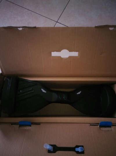 HIMIWAY艾沃克双轮电动平衡车 两轮成人儿童代步车体感车思维车带扶手 手控+腿控黑色 晒单图
