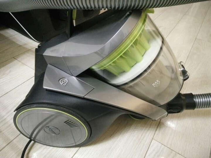 Hoover胡佛真空吸尘器家用无尘袋卧式静音除尘器吸尘机大功率小吸尘器多重龙卷风 晒单图