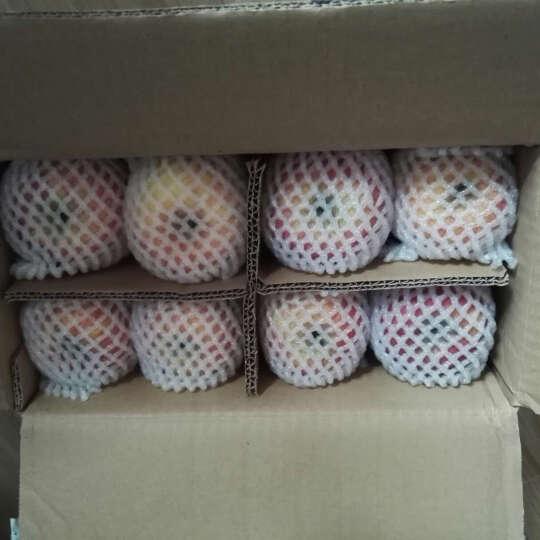 【延安馆】陕西延安洛川红富士新鲜苹果水果12枚85mm-90mm 晒单图