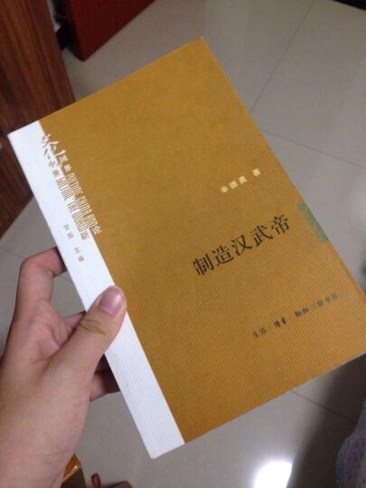 制造汉武帝 由汉武帝晚年政治形象的塑造看 资治通鉴 的历史构建 辛德勇 历史 书籍 晒单图