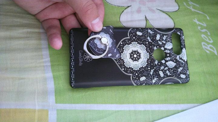 【支持定制+送全屏钢化膜】叁缔时代 努比亚Z17S手机壳保护套全包软边玻璃硬壳 适用于努比亚Z17S 往后余生 晒单图
