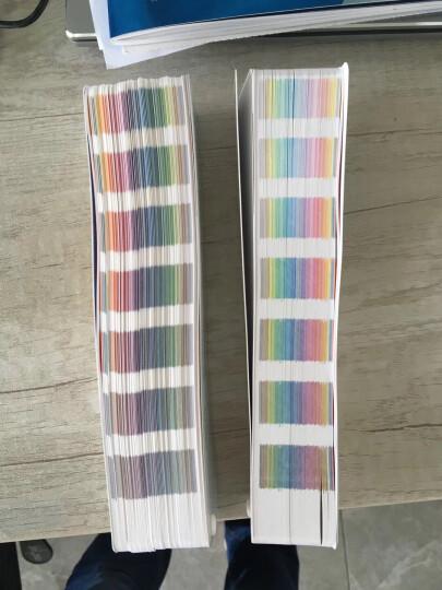 彩通PANTONE音潘通国际标准色卡 C卡 U卡 cmyk/RGB印刷色卡 色彩桥梁 GP6102N 晒单图