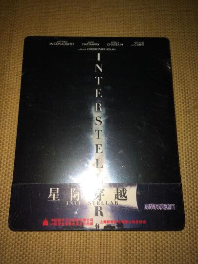 星际穿越(蓝光碟 2BD50)(限量丹麦进口铁盒版) 晒单图