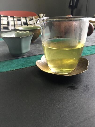御嵩源 有机白茶茶叶50g盒装2019新茶江西资溪有机茶绿茶木盒装 晒单图