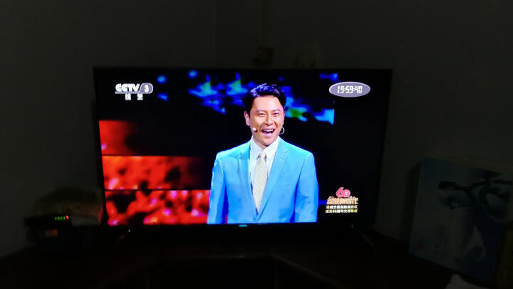 长虹43Q5N(CHANGHONG)  43英寸 4K超高清 CHiQ启客 人工智能电视机43D5S 晒单图