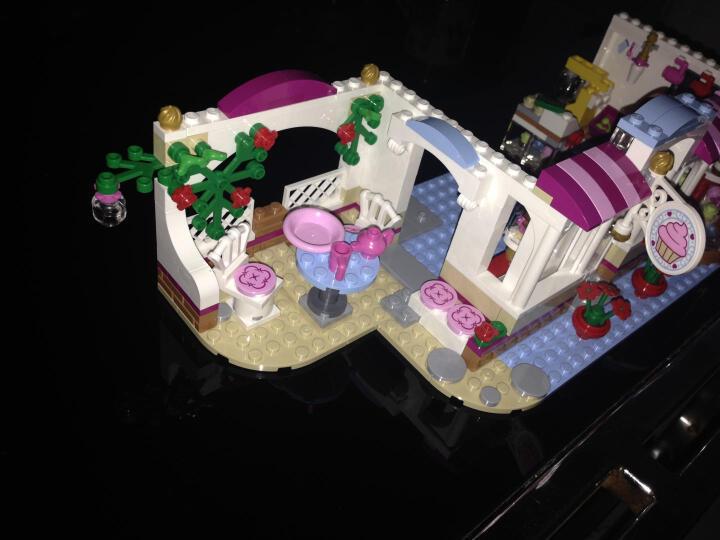 LEGO乐高积木女孩好朋友系列Friends心湖城儿童益智拼装积木玩具 41381海上爱心救援船(7岁+,908粒) 晒单图