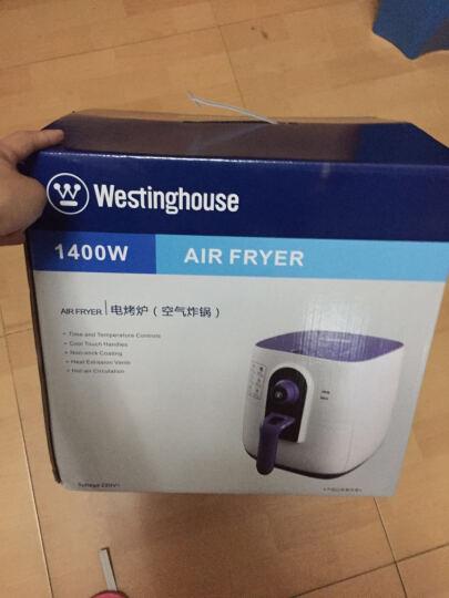 美国西屋(Westinghouse)空气炸锅家用大容量无油炸锅智能电炸锅薯条机LZ2801 2801型 晒单图