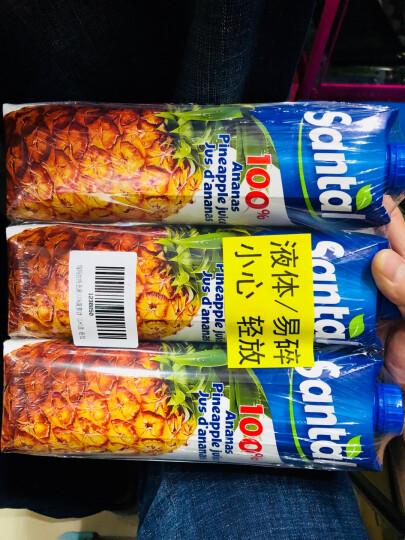 意大利进口 Parmalat 帕玛拉特圣涛 100%菠萝汁 1L*3盒  果蔬汁 纯果汁饮品 晒单图
