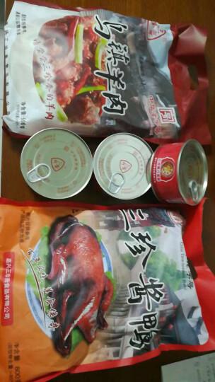 三珍斋 800g酱鸭 酱板鸭 鸭肉 真空包装卤味系列 熟食 浙江特产 晒单图