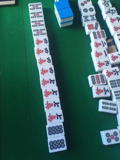 钻石 红宝石麻将机 全自动餐桌两用麻将桌棋牌游戏电动四口麻将机 红宝石-餐桌两用 高配版119J 拍下备注大小 晒单图