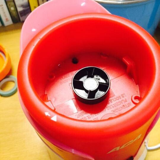 北美电器(ACA)料理机便携式随行杯三杯装婴儿辅食榨汁沙冰奶昔AF-B200R 晒单图