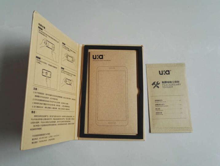 优加 红米3/红米3高配版/红米3S/3X钢化膜 0.2mm玻璃膜/手机保护贴膜 晒单图