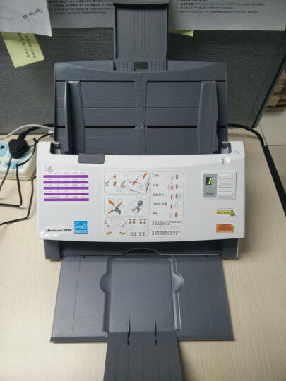 紫光(UNIS)Uniscan Q280 高速扫描仪 晒单图
