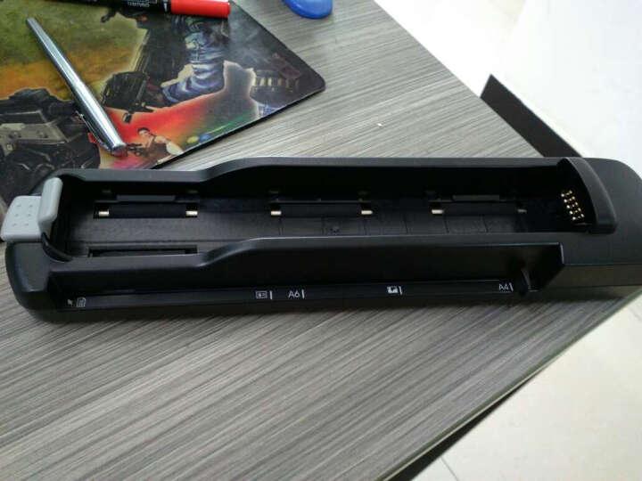 虹光(Avision) 拷貝魔法棒2 虹光便携式扫描仪(黑色) 手持式 晒单图