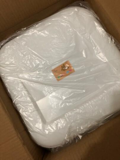 雅美乐 彩色透明塑料收纳柜置物柜 五层抽屉柜 衣物玩具收纳箱 Y515 晒单图