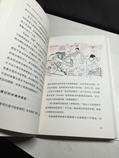 恋上书 一本书是如何做出来的? 晒单图