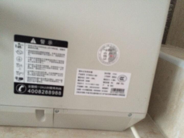 AO史密斯(A.O.Smith)ET800J-60 电热水器 +上出水6升 小厨宝 两件套 晒单图