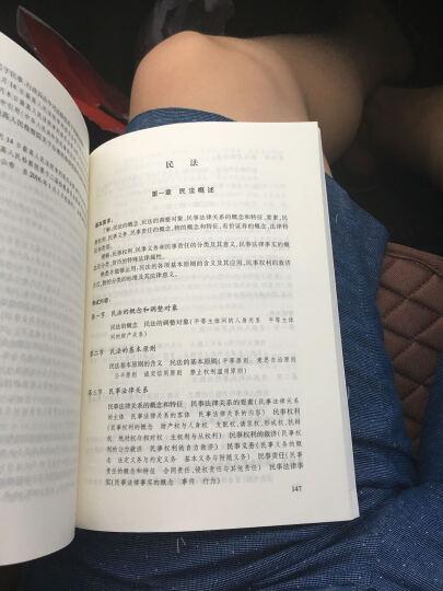 2016年国家司法考试教材精读笔记 晒单图