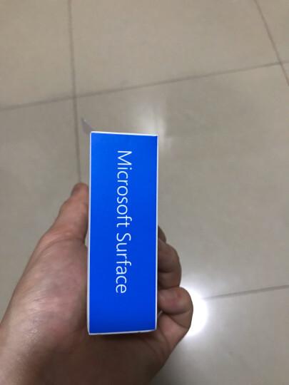 微软(Microsoft)Surface Arc Touch蓝牙鼠标 无线折叠便携鼠标 办公 Surface Arc石墨黑 晒单图