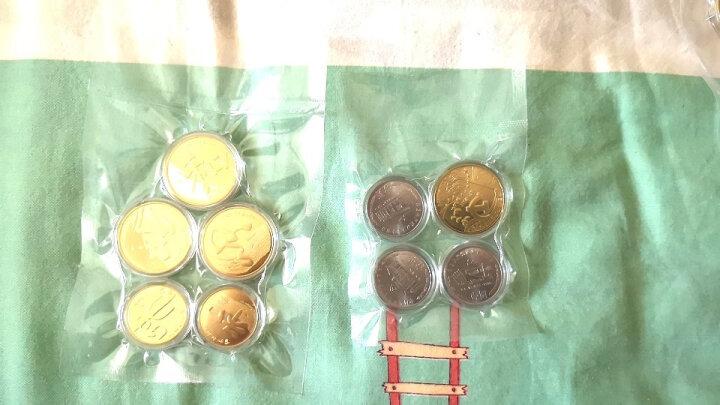 楚天藏品 和字纪念币 和字书法流通纪念币 和字币 和纪念币硬币收藏 2013年第三组 晒单图