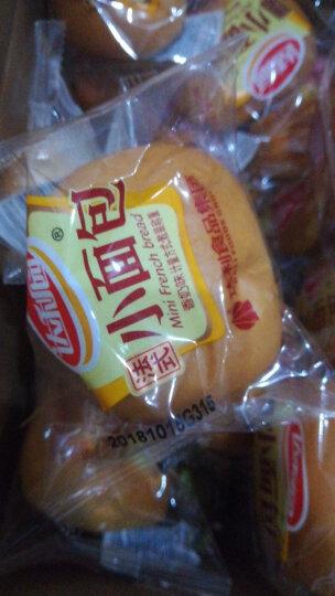 达利园 法式小面包 香奶味 营养早餐零食面包饼干蛋糕 600g 晒单图