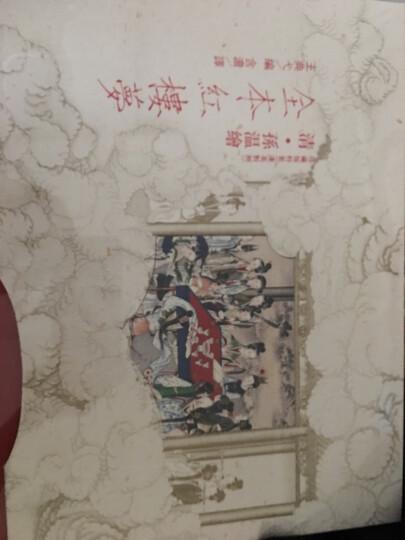 清·孙温绘:全本红楼梦(珍藏版特装 汉英对照) 晒单图