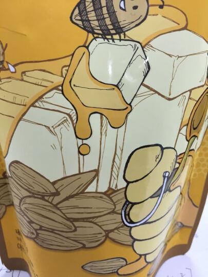 包邮韩国蜂蜜杏仁腰果gilim汤姆农场进口坚果扁桃仁杏仁 黄油味巴旦木办公室减压零食 腰果+杏仁 晒单图