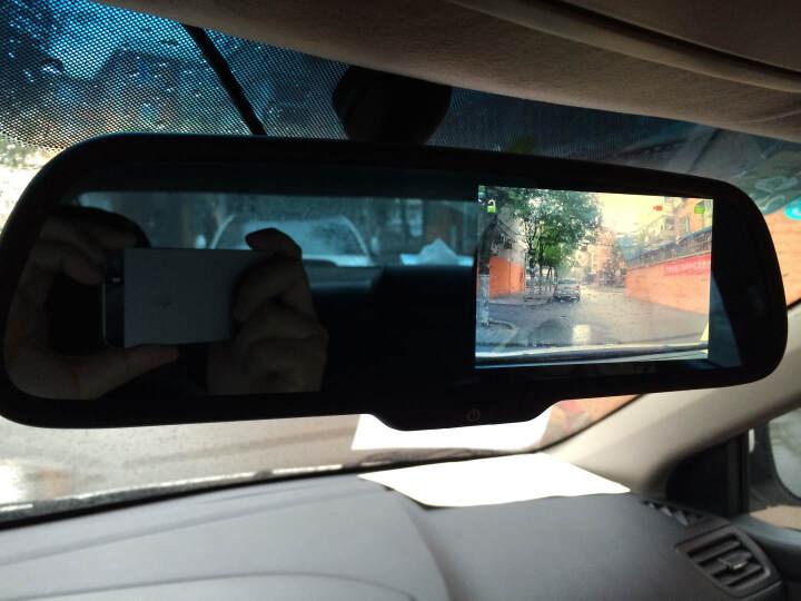卡仕达 智能语音声控后视镜双镜头高清行车记录仪GPS导航仪安全预警仪雷达测速倒车影像一体机 标配+无线方控旋钮 沃尔沃S80L/S40/S60L/XC60/V40 晒单图