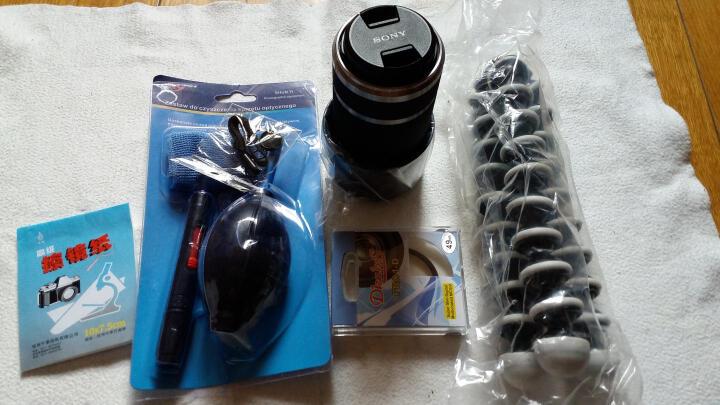 索尼(SONY) APS-C画幅 E口变焦镜头/微单镜头 适用于A6000/A6300/A6500等 E18-105mm F4 G 电动变焦 晒单图