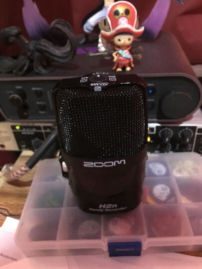 ZOOM H2 H2next 专业环绕声便携录音机 录音笔 采访机 晒单图