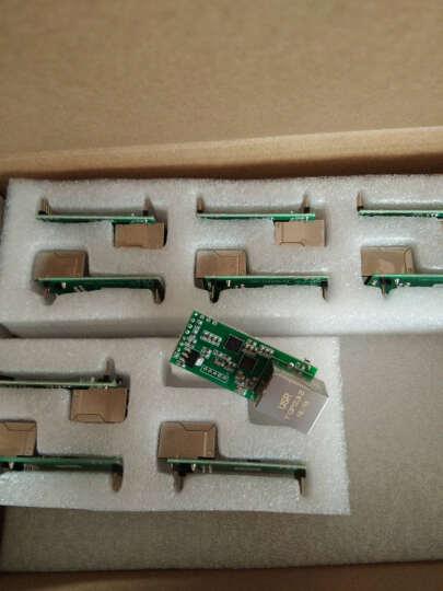 有人(LonHand) 以太网转串口模块双向透传单片机联网络模块RJ45转TTLT2S2 插针式(收藏加购优先发货) 晒单图