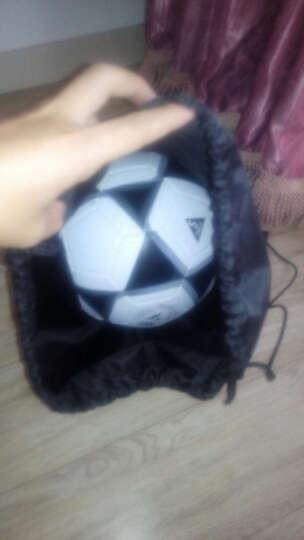 哈恩达斯(Handas)足球 成人比赛足球训练耐磨软PU机缝青少年儿童5号4号足球 4号PU足球-JD402 晒单图
