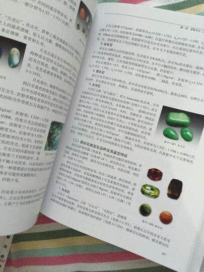 系统宝石学第二版+宝石鉴定师考试习题试题及解析 (第二版) (张林)中国地质大学 晒单图