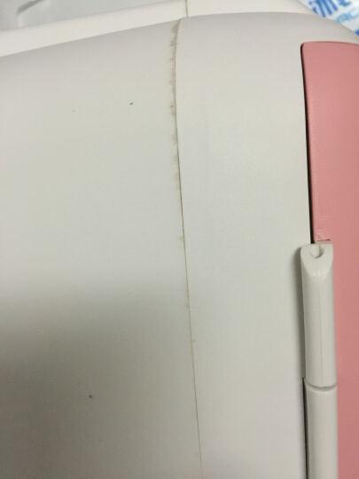 科敏 车载冰箱车家两用 迷你小冰箱 车载冷暖箱 保温箱 8L粉红色 晒单图