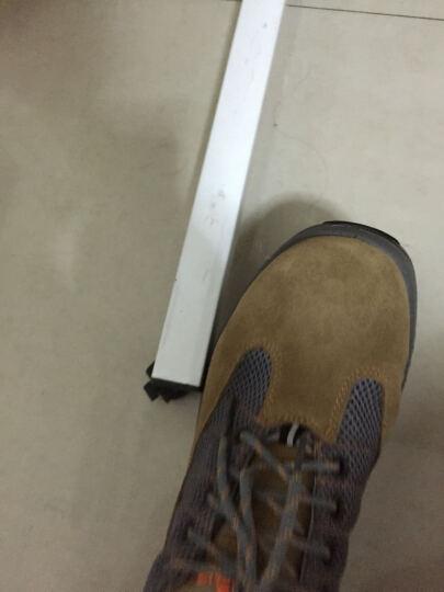 代尔塔劳保鞋功能鞋男 耐磨透气钢包头四季款防静电防砸防穿刺工作安全鞋 301322 米黄色 42 晒单图