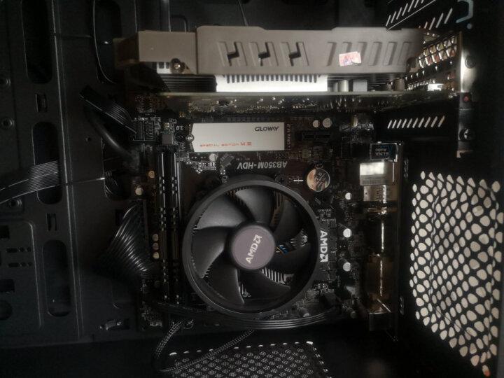 AMD 锐龙 7 1800X 处理器 (r7) 8核AM4接口 3.6GHz 盒装CPU 晒单图