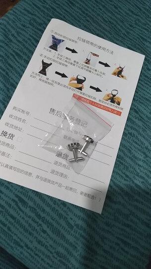 雅西欧 领带男商务正装7cm条纹英伦韩版职业工作男士结婚礼盒装 商务7cm藏青间色条纹 晒单图