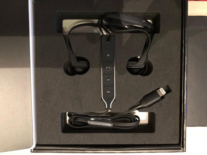 先锋(Pioneer)i800入耳式降噪苹果耳机 Lightning接口 黑 晒单图