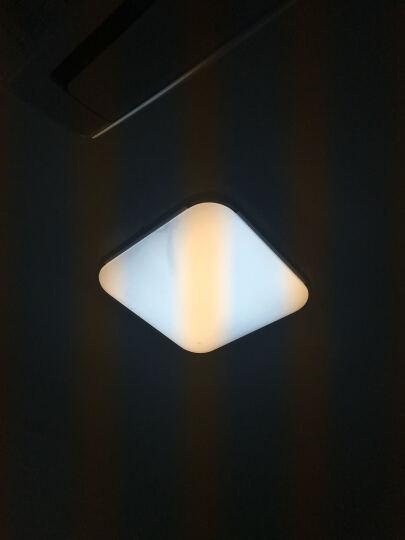立木 LED吸顶灯现代简约长方形客厅灯卧室灯套装灯具套餐灯饰智能调光调色 LC1265系列 【优雅】4室2厅套餐N 晒单图