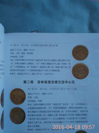 中国古钱版式收藏大集(铜元卷 套装共5册) 晒单图